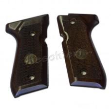 Guancette in legno per Beretta 98fs